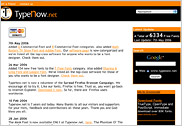 TypeNow.net