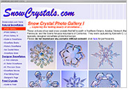 Snow Crystals.com
