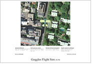 The GoogleMaps flight sim
