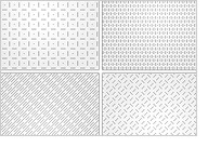 100 Pixel Patterns