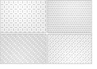 100 Pixel Patterns