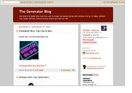 The Generator Blog