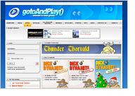 gotoAndPlay()