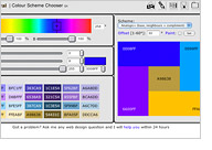 HTML Color Code Combination Chooser